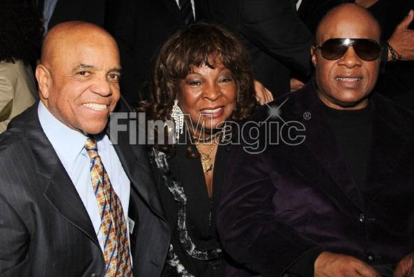 Berry Gordy Motown Martha Reeves