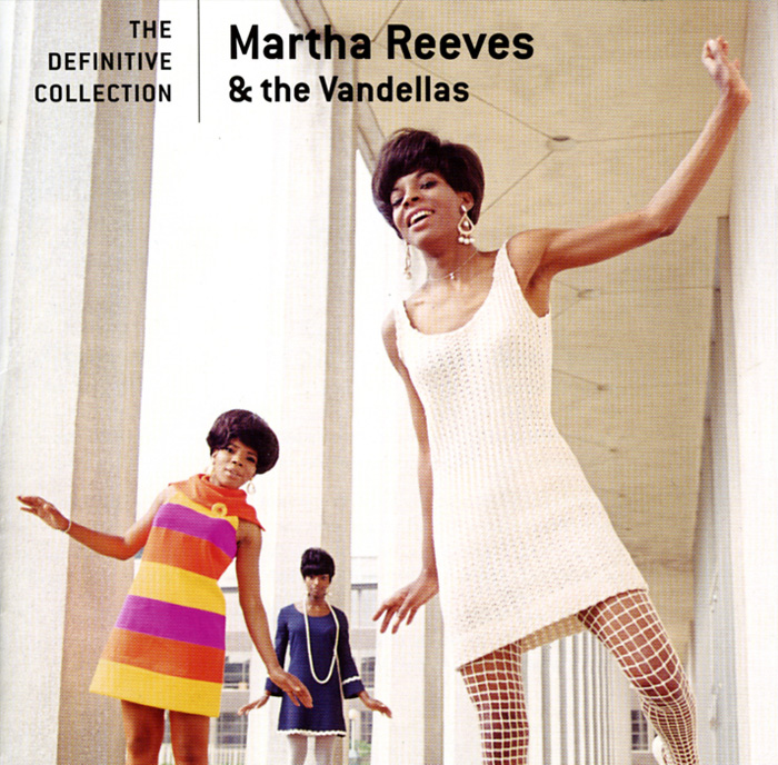Martha Reeves MRV Definitive Collection